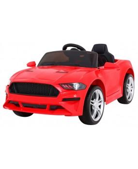 Elektrické autíčko GT Sport červené